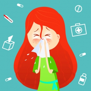 Здоровый образ жизни при аллергии