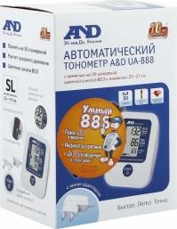 Тонометр автомат UA-888Э эконом с адаптером
