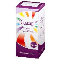 Элькар р-р внутр 300мг/мл 100мл №1