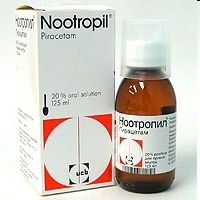 Ноотропил р-р внутр 20% 125мл