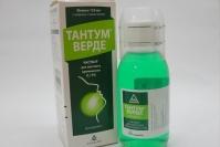 Тантум Верде р-р д/местн. прим. 0,15% 120мл №1