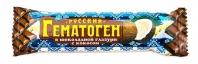 Гематоген русский кокос 40г в шоколад глазури