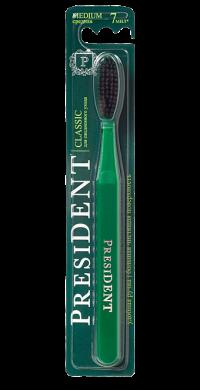 З/щетка Президент классик средняя  (4900)