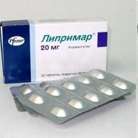 Липримар таб. п.п.о. 20мг №100
