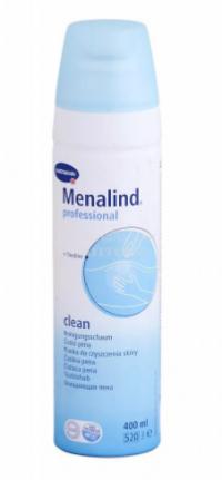 Меналинд профессионал пена очищающая 400мл  (995892)
