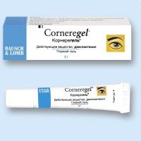 Корнерегель гель глазн. 5% 5г