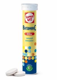 Суправит витамин С таб. шип. 0,85мг №20