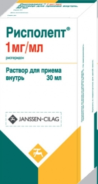 Рисполепт р-р внутр 1мг/мл 30мл №1