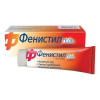 Фенистил гель 0,1% 50г №1