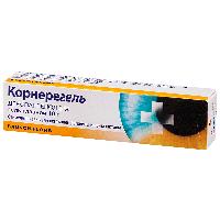 Корнерегель гель глазн. 5% 10г №1