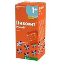 Пиковит сироп детск. 150мл №1  (1год+)