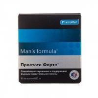 Мен-с формула простата форте капс №60