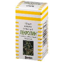 Лекролин капли гл. 20мг/мл 10мл №1