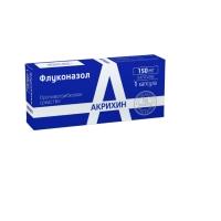 Флуконазол-Акрихин капс. 150мг №1