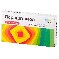 Парацетамол таб. 500мг №20  (Renewal)