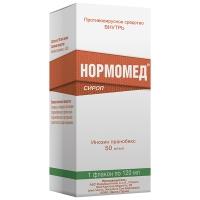 Нормомед сироп 50мг/мл 120мл