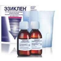 Эзиклен конц. д/р-ра д/приема внутрь 176млх2  (компл. с пролипроп. стаканом)