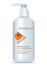 Хасико мыло жидкое д/интим гигиены календула 250мл