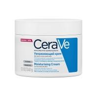 Цераве/cerave крем увлажняющий д/сухой и очень сухой кожи лица и тела 340мл  (MB112600)