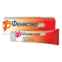 Фенистил гель 0,1% 100г №1